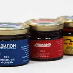 Баночки мёда